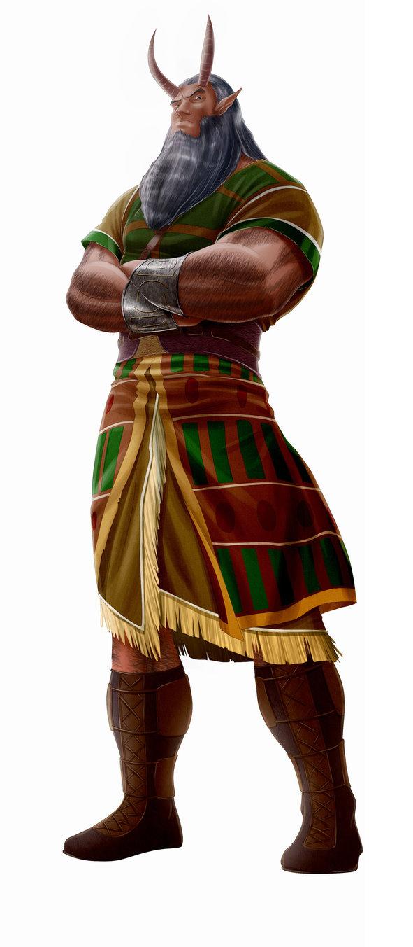 first superhero sidekick Enkidu