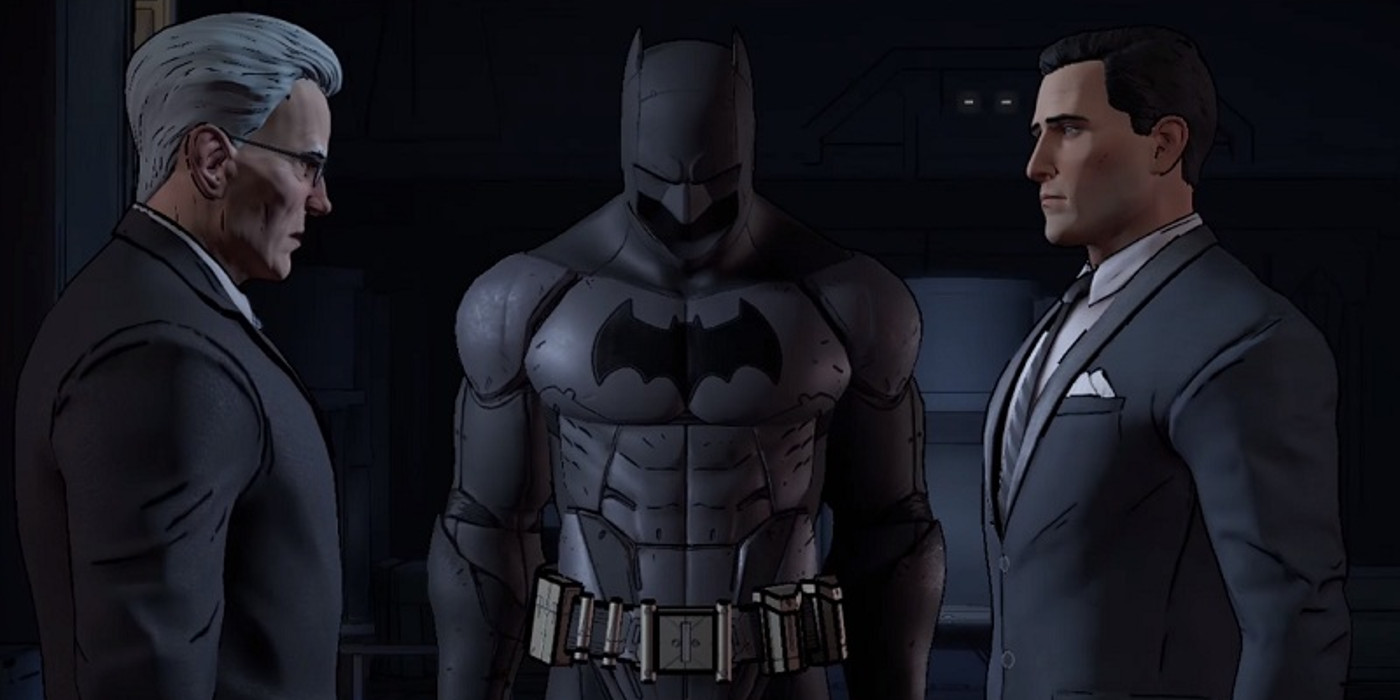 first superhero sidekick Batman and Alfred
