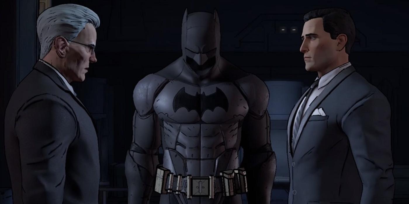 first superhero sidekick Batman and Alfred