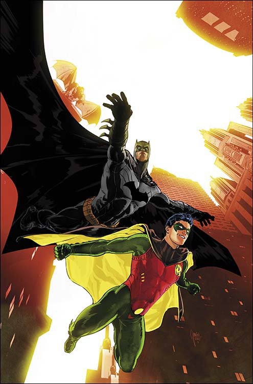 First Superhero Sidekick Robin
