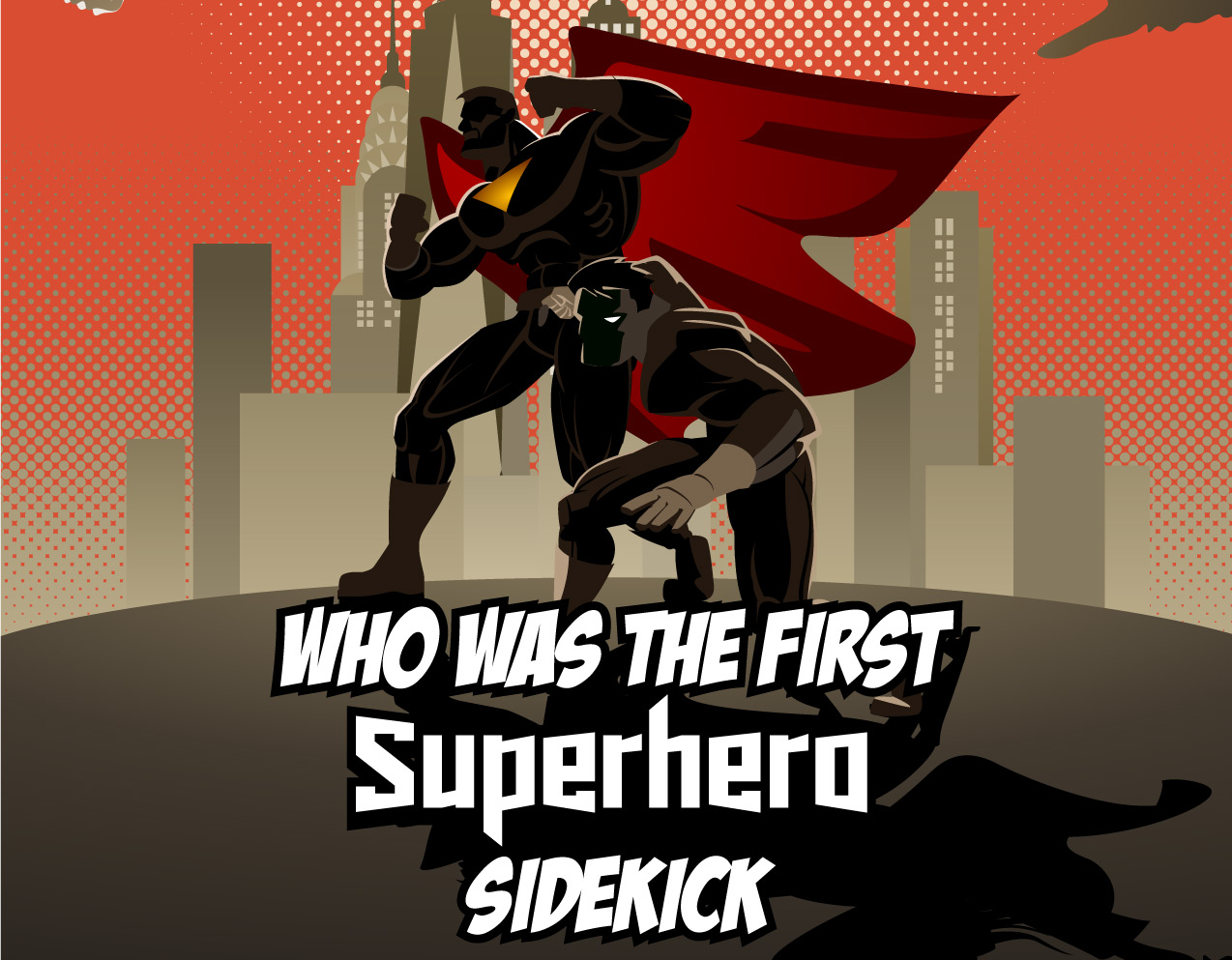 who-is-the-first-superhero-sidekick