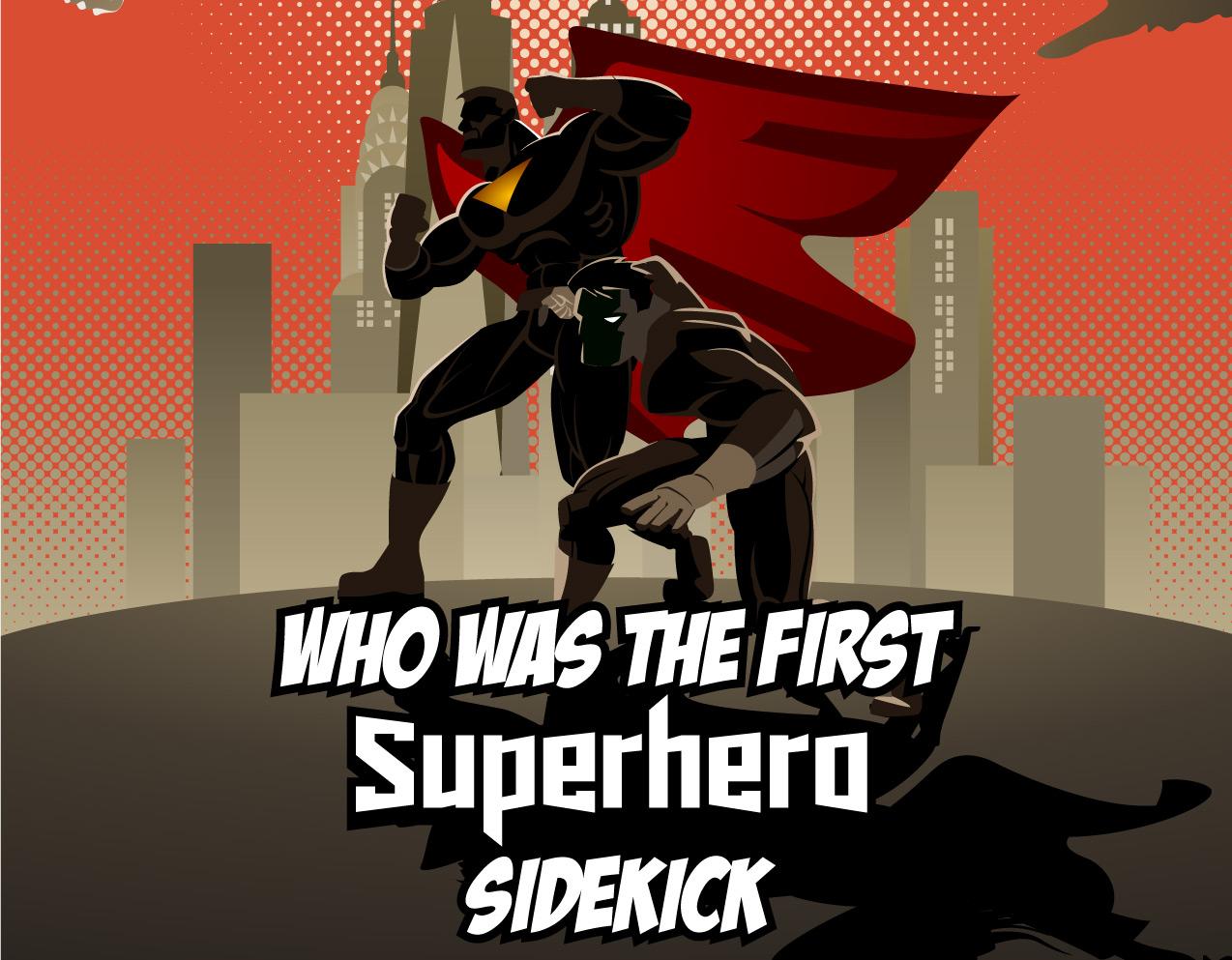 who-is-the-first-superhero-sidekick