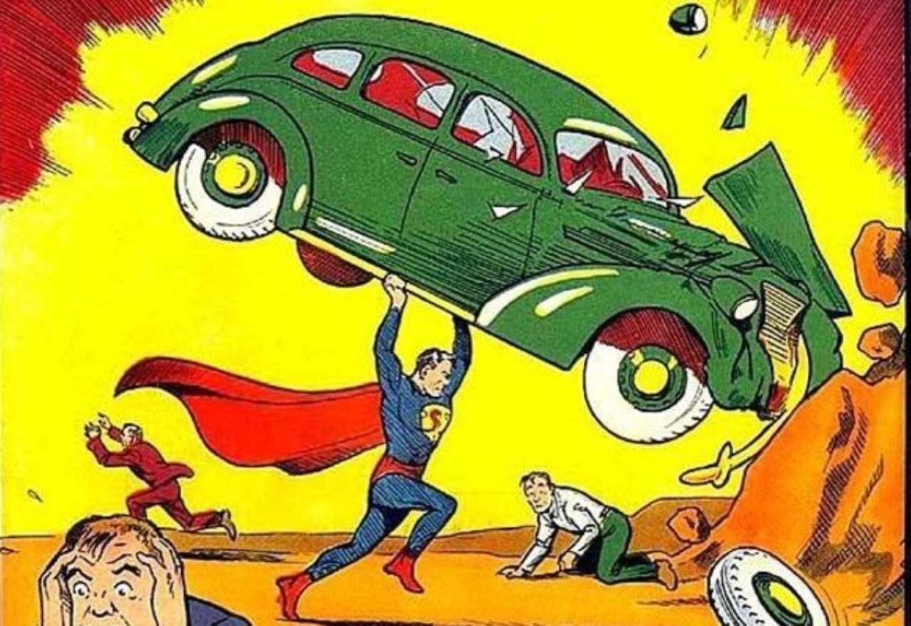 first superhero sidekick superman