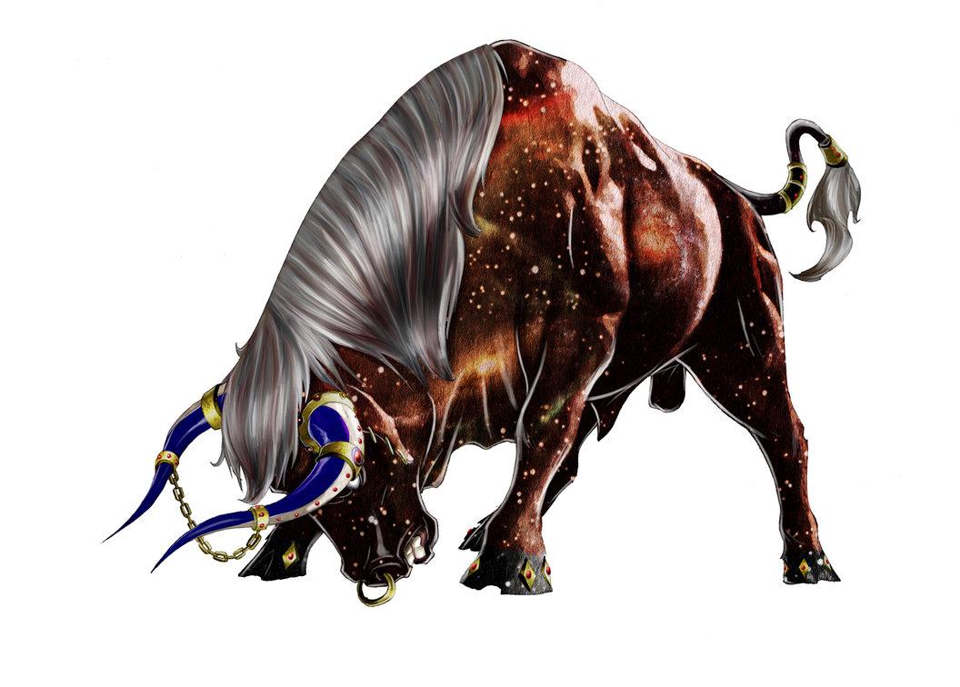 first superhero sidekick Bull of Heaven