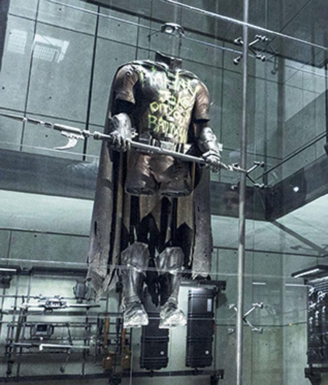 first superhero sidekick Robin Shrine