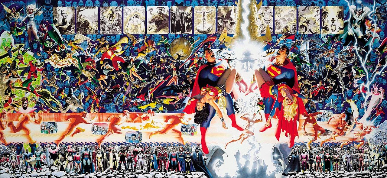 first superhero 3 superman