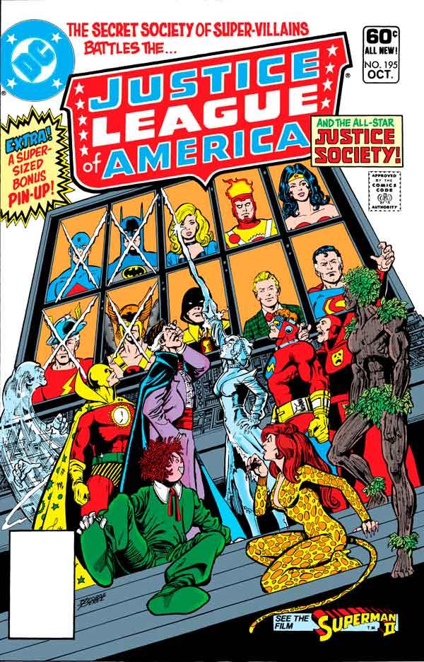first superhero bible